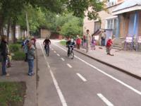 Изучаем правила езды на велосипеде